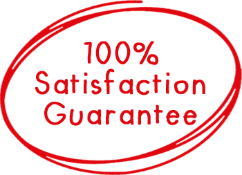 Champers Satisfaction Guarantee